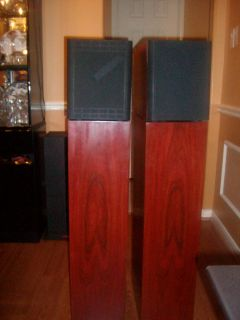 Boston Lynnfield 500L Full Range Speaker in Beautiful Rosenut Color