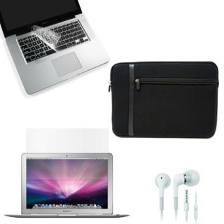 ACCESSORY BUNDLE FOR APPLE MACBOOK PRO 15 INCH LAPTOP COVER CASE