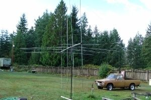 Maco Shooting Star Yagi Antenna