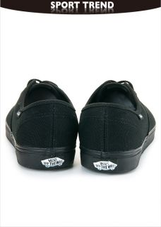 Brand New Vans Madero Shoes Black Color 21013011 V85