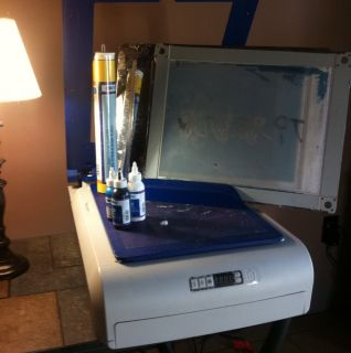 Yudu Personal Screen Printing Machine Printer T Shirt Maker