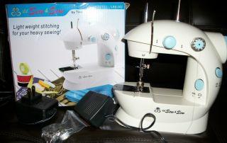 Mini Sewing Machine Lil Sew Sew