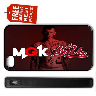 New Edition Lace Up MGK Machine Gun Kelly Cleveland iPhone Case 4 4S