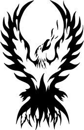 Fire Bird Wall Window Vinyl Decal Sticker Car Truck