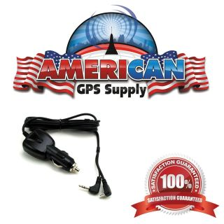 FM Vehicle Power Adapter Car Charger for Magellan Roadmate Maestro GPS