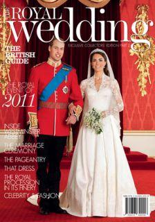 Royal Wedding Souvenir Legacy Magazine Catherine Kate Middleton Prince