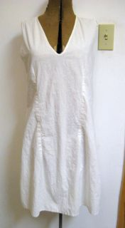 Rare Antique Vtg Edwardian Victorian Handmade Slips Dress (2) White