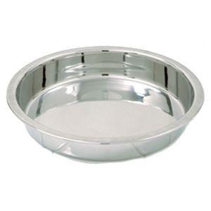 Norpro 3812 Stainless Steel Round Cake Pan 9