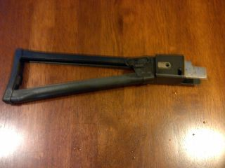 AK Folding Metal Stock 47 74 Saiga Mak 90 Sporter