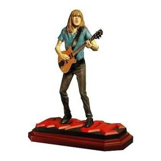 AC DC Malcolm Young Rock Iconz Statue Figure Sculpture New Knucklebonz