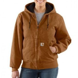 Carhartt Womens Sandstone Active Jacket WJ130