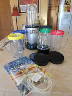 Magic Bullet 17 Piece High Speed Mixer Blender System