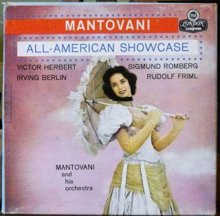 Mantovani All American Showcase DB Reel to Reel Tape