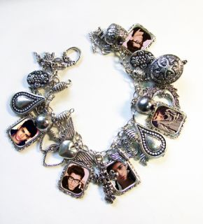 Zayn Malik One Direction x Factor Charm Bracelet