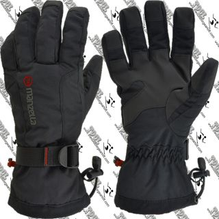 Manzella Mens MZ 169 Ten Below Gore Tex Waterproof Insulated Ski Glove