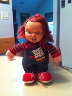 1991 Childs Play Chucky Doll Mint Condition