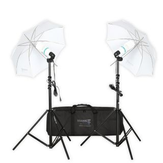 Square Perfect Premium Photo Studio Lighting Umbrella Stand Full