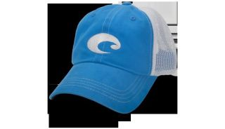 Costa Del Mar Baseball Cap Mesh Fishing Hat