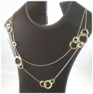 Marco Bicego Jaipur Link Yellow Gold Necklace