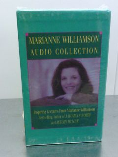 Marianne Williamson Audio Collection Inspiring Lectures
