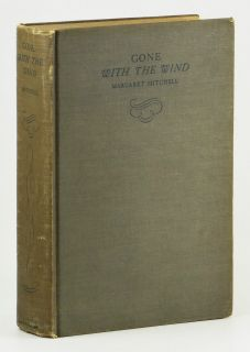 Gone with the Wind by MARGARET MITCHELL 1st Early Edition September