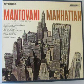 His Orchestra Mantovani Manhattan Reel to Reel Tape 7 1 2