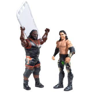 WWE Mark Henry and Trent Barreta Figure 2 Pack Series 17