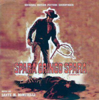 Sante Maria Romitelli Spara Gringo Spara CD New