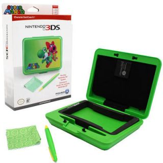 New Super Mario Yoshi Birdo 3DS DS Hard Case Works with Any DS System