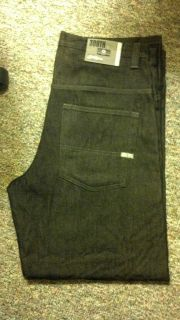 Southpole Mens Jeans Black and Shirt