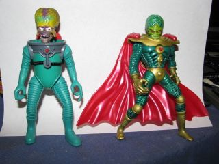 Mars Attacks Martian Action Figure Toys 2 Two Decent Price