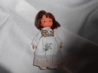 Matilda Marlow Pedigree Australia Doll 6 Koala Dress Cute Baby Retro