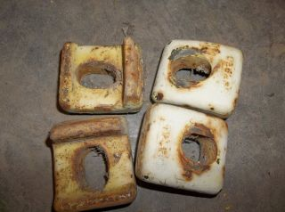 John Deere Tractor D Wheel Clamps