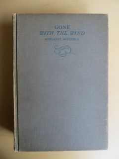 Gone wi e Wind Margaret Mitchell Macmillan