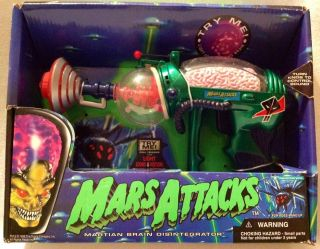 Mars Attacks Ray Gun