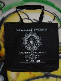 Marvel Studios Iron Man 2 The s H I E L D Bag Exclusive SDCC NYCC