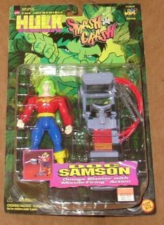 Marvel Toy Biz Incredible Hulk Doc Samson Figure
