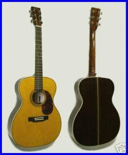 Eric Clapton 00028EC Acoustic Electric Martin Guitar