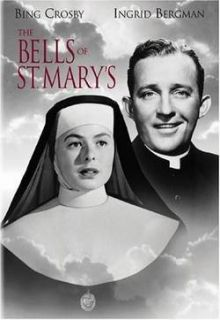 The Bells of St Marys Bing Crosby 1945 DVD New