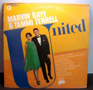 Marvin Gaye Tammi Terrell United 1967 Stereo Hear It