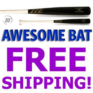 New Marucci Pujols Maple Wood Baseball Bat AP5NB 33 30