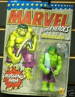 Hulk Figure Marvel Toy Biz