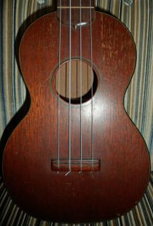1950s Martin Concert Ukulele Great Players Uke