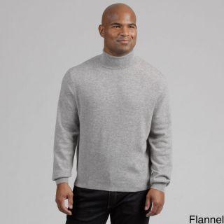 Oliver James Mens Cashmere Turtleneck Sweater