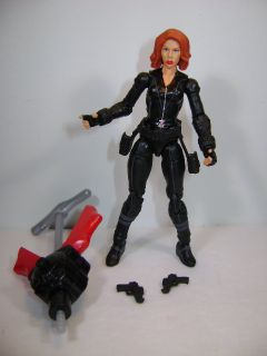 Marvel Universe The Avengers Movie Black Widow 14 Action Figure