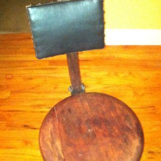 Drafting Stool Chair Davis Chair Company Marysville Ohio