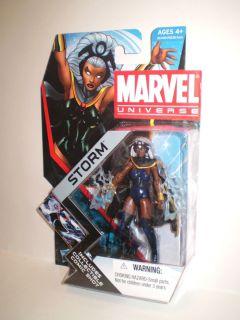 Marvel Universe Action Figure Storm