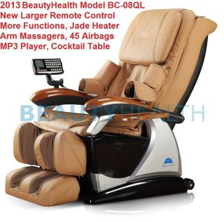 Brand New Massage Chair Shiatsu Recliner Heat Therapy