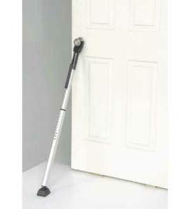 Master Lock DOOR SECURITY BAR 250D locking garage works with most