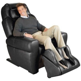 Genuine Leather HT 1650 Human Touch Massage Chair Recliner Lounger
